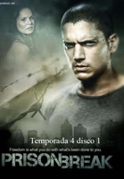 SE0326 - Prison Break temporada 4 disco 1, Dvdblumarket