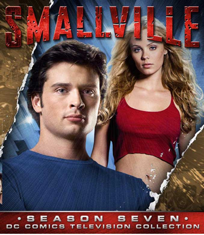 Smallville Temporada 7 Audio Latino - Inglés HQ / HD - Sub