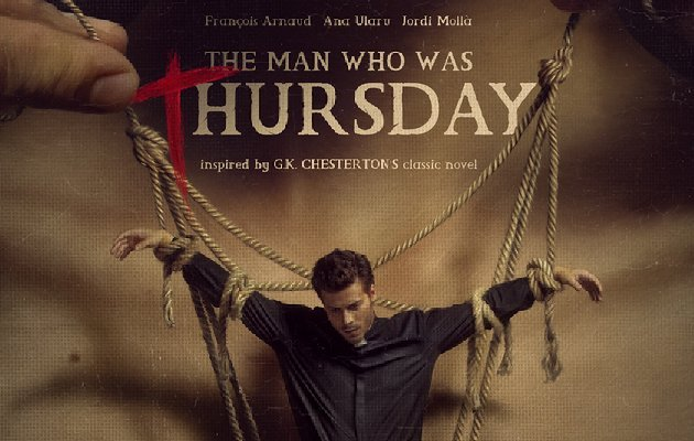 The Man Who Was Thursday 2016 banner HDMoviesFair